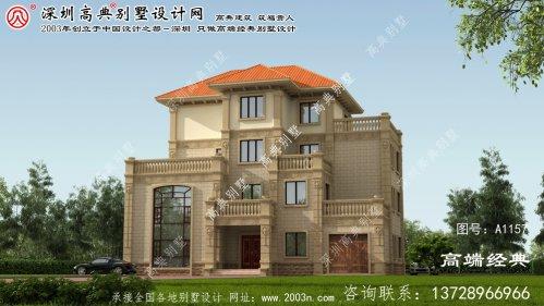 沂水县别墅设计风格图片