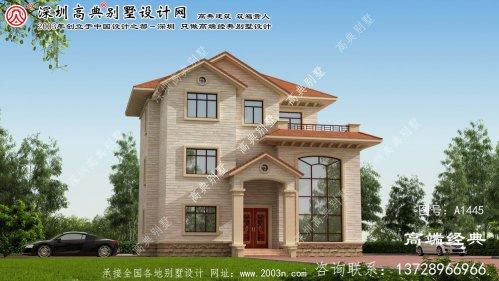 普宁市房屋平面图