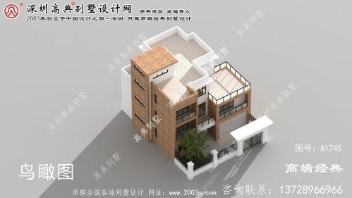 南丹县小别墅设计图