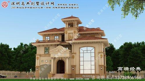 什邡市别墅设计图