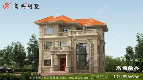 贵南县农村3层自建房