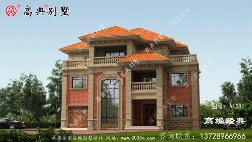 贵德县农村自建房设计图片