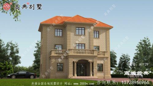 伊宁县农村建房设计图