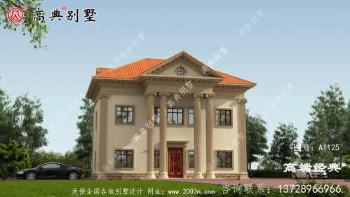 巩留县农村自建房装修设计