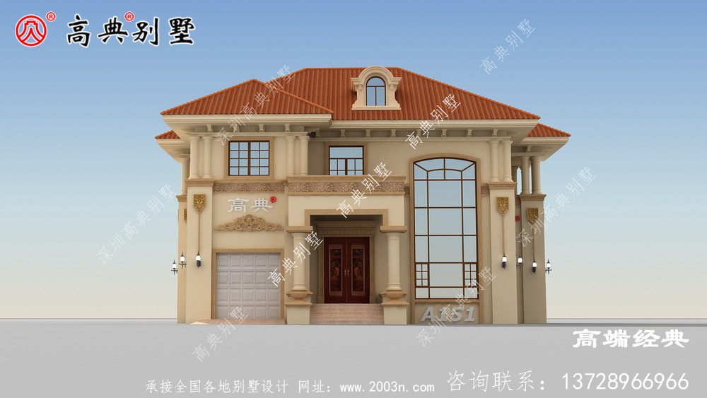30万农村别墅设计