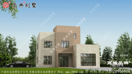 农村三层新房设计图片是宅基地小的福音