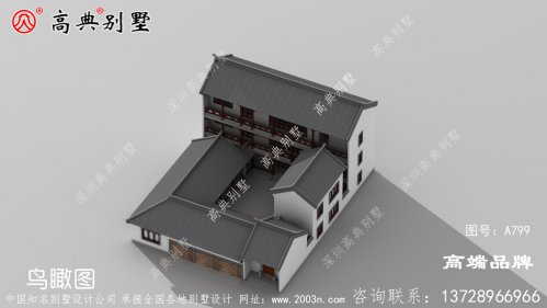 农村盖房图价格实惠,才是真正值得建造的好房