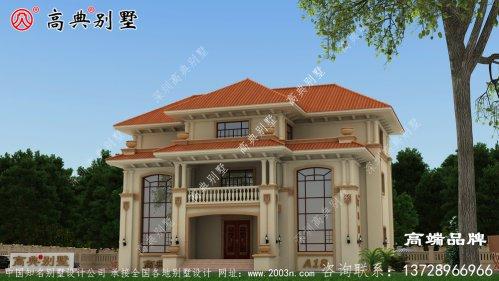 农村房屋设计图要盖就要一次性盖漂亮