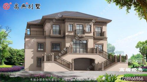 耒阳市最好看的农村三层楼房,美观又宜居,效