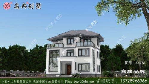 乡村别墅外观设计图中国最美当之无愧!