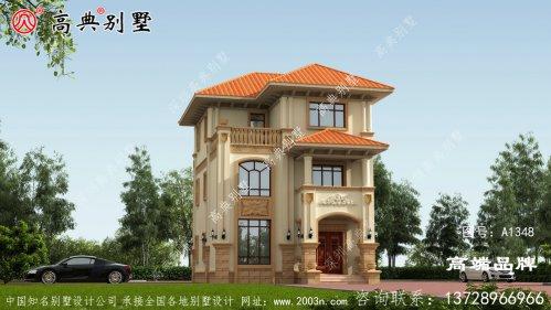房子设计图纸大全恰好满足现代人追求的生活