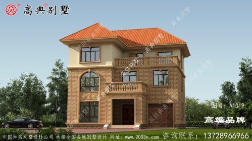 房屋三层设计图人见人爱的款式