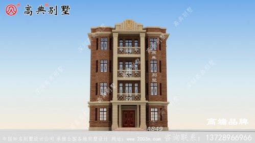 多层别墅设计图图纸快快收藏,好房马上到手