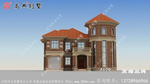 农村自建房设计图温馨夺目,有家的感觉