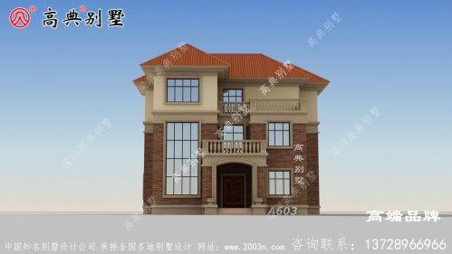 农村盖楼房设计图不一样的居住体验