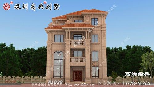 一栋美美的现代风别墅,就可以享受高品质的生