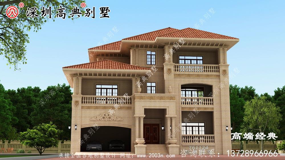 二楼半自营住宅照片,这样的房子三代不过时,建吗?