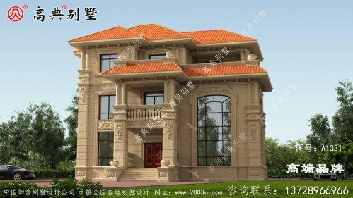 建起这个你就是全村最漂亮的房子,一跃跻身农村首富