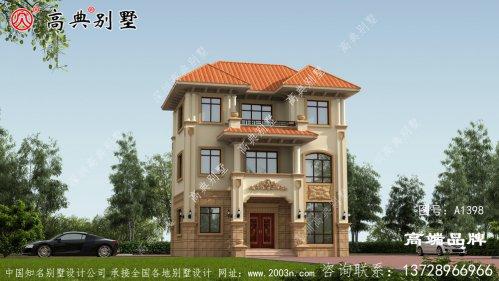 建栋别墅舒舒服服的享受家乡的情怀