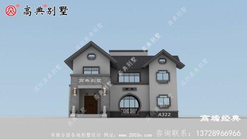 冷色系配置增加了别墅的通透性和高级感